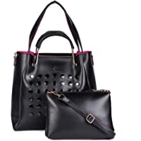 Auriel Women's PU Leather Handbag