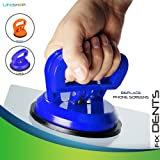 LifeShop Extreme Vacuum Suction Cup Dent Puller & Remover - Fix Any Dent in Seconds - Move Glass Window and Flat Surfaces with Minimal Force (Small)
