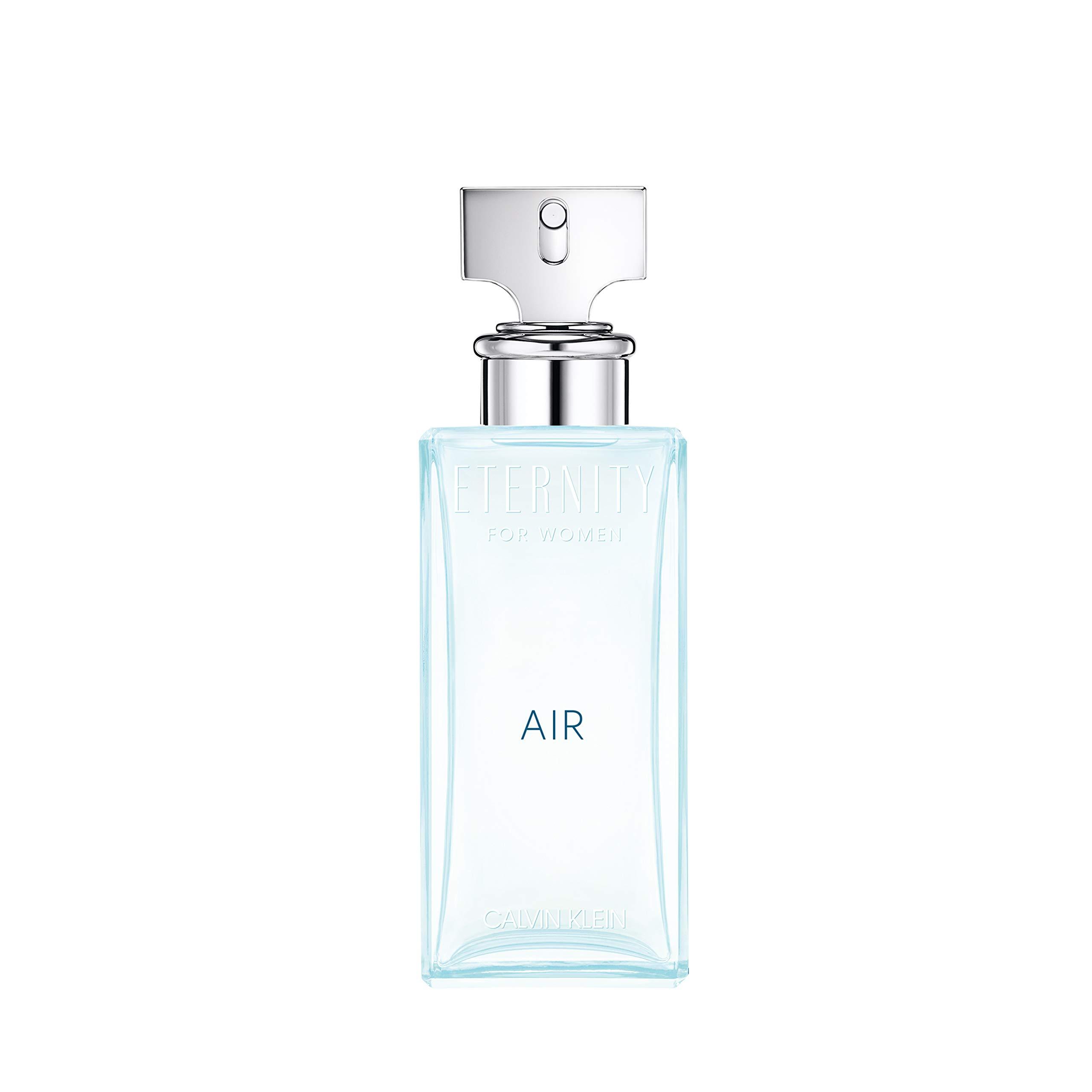 Amazon.com  Calvin Klein Eternity Air Eau De Parfum, 3.4 fl. oz.  CALVIN  KLEIN  Luxury Beauty 2faec8194e