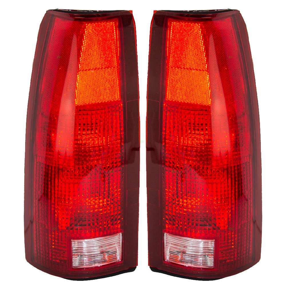 71sC15yNJzL._SL1000_ amazon com tail light assemblies brake & tail light assemblies  at readyjetset.co