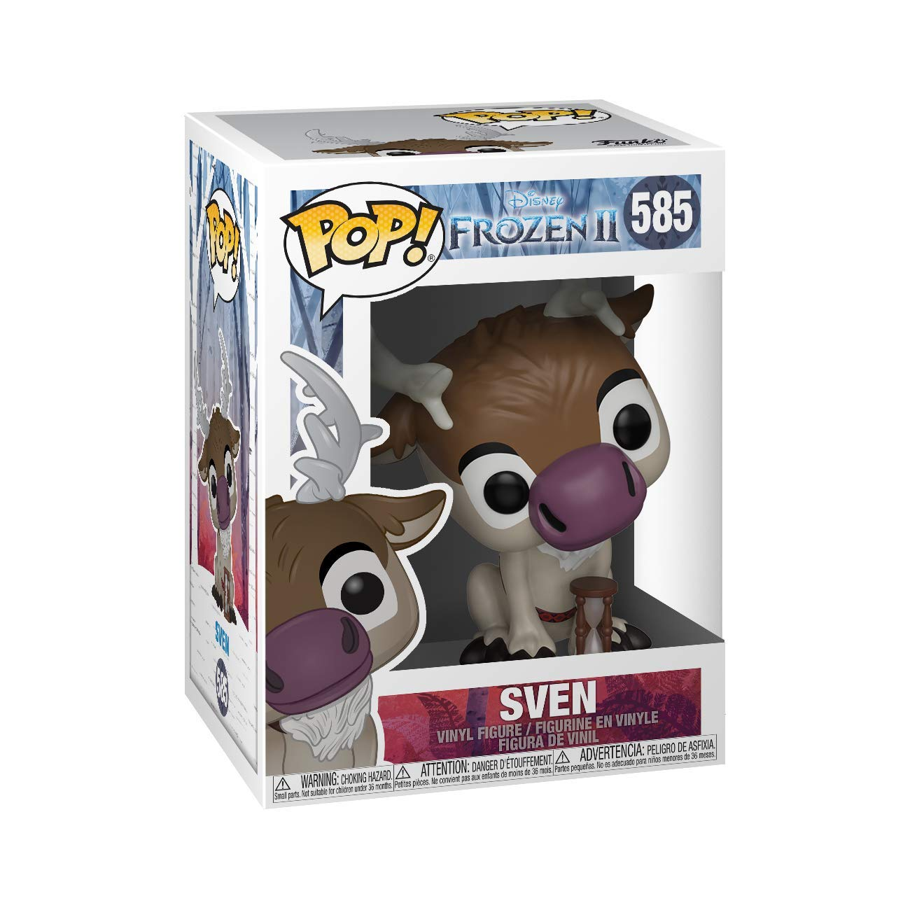Multicolour Disney: Frozen 2 Funko 40884 POP Elsa Collectible Figure