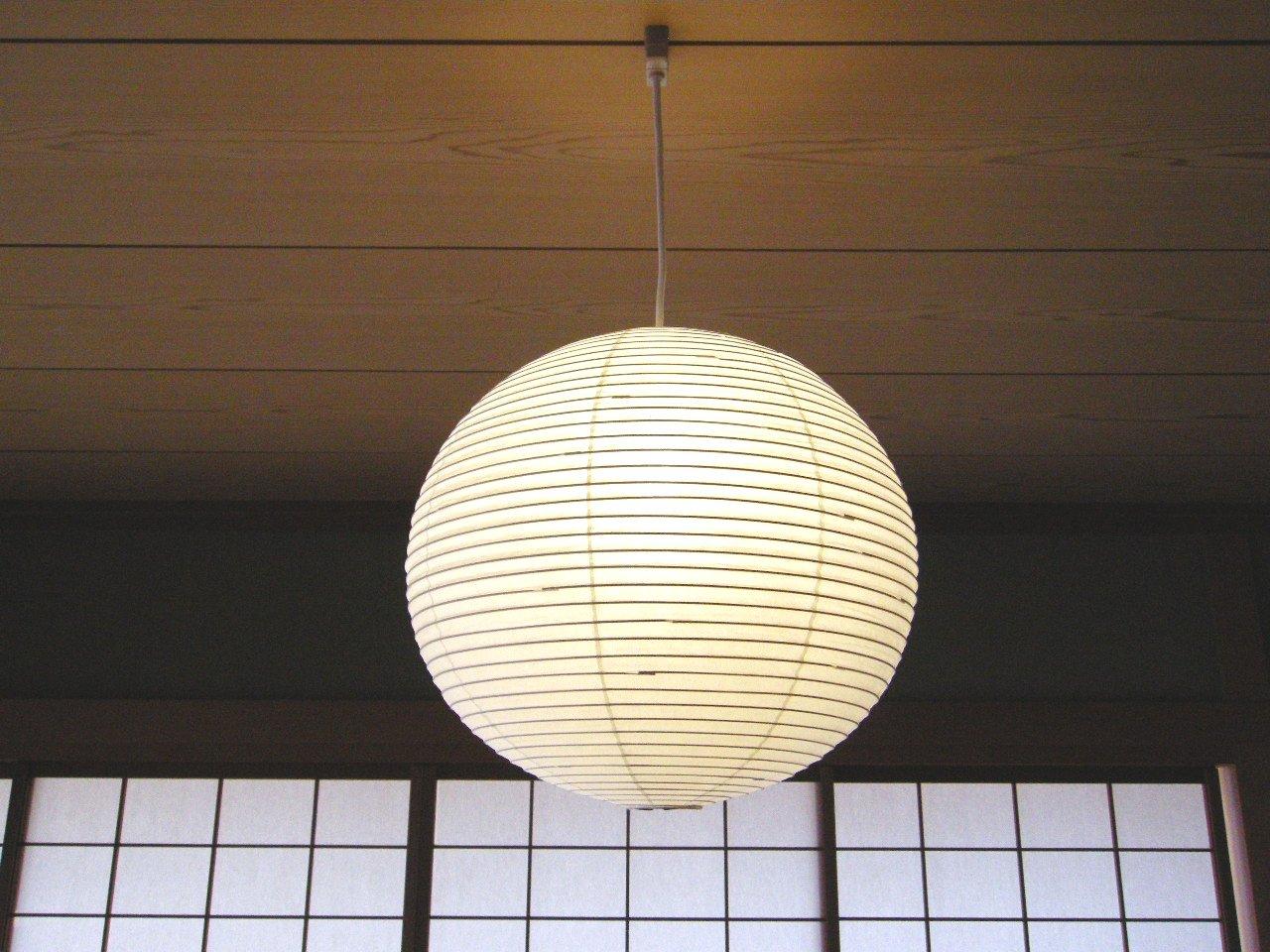 イサムノグチ ISAMU NOGUCHI AKARI 45A B005MUBT0S