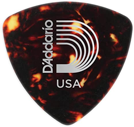 25 pack Planet Waves Multi-Color Celluloid Guitar Picks Extra Heavy Wide Shape