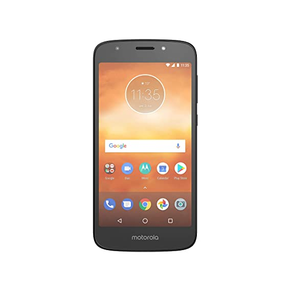 374e1b5ee Image Unavailable. Image not available for. Color  Motorola e5 Play 16GB  Smartphone ...
