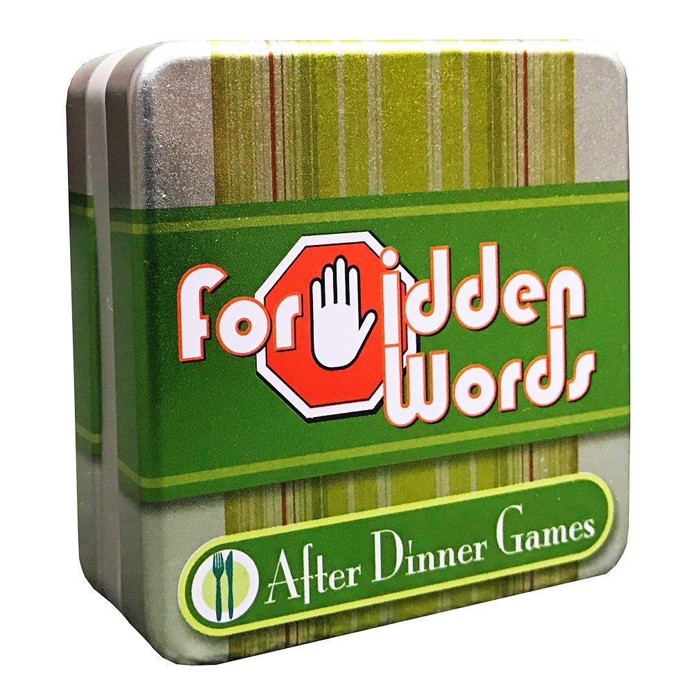 Cheatwell After Dinner Games - Forbidden Words 11127