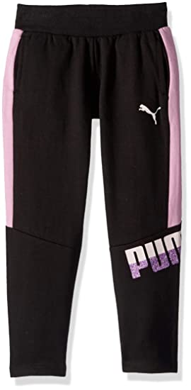 924ad6465729 Puma Girls  Track Pants  Amazon.in  Clothing   Accessories