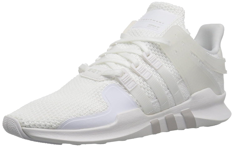 sale retailer fc7ff bca9c adidas Originals Women's EQT Support ADV Running Shoe, White/Grey, 9.5 M US