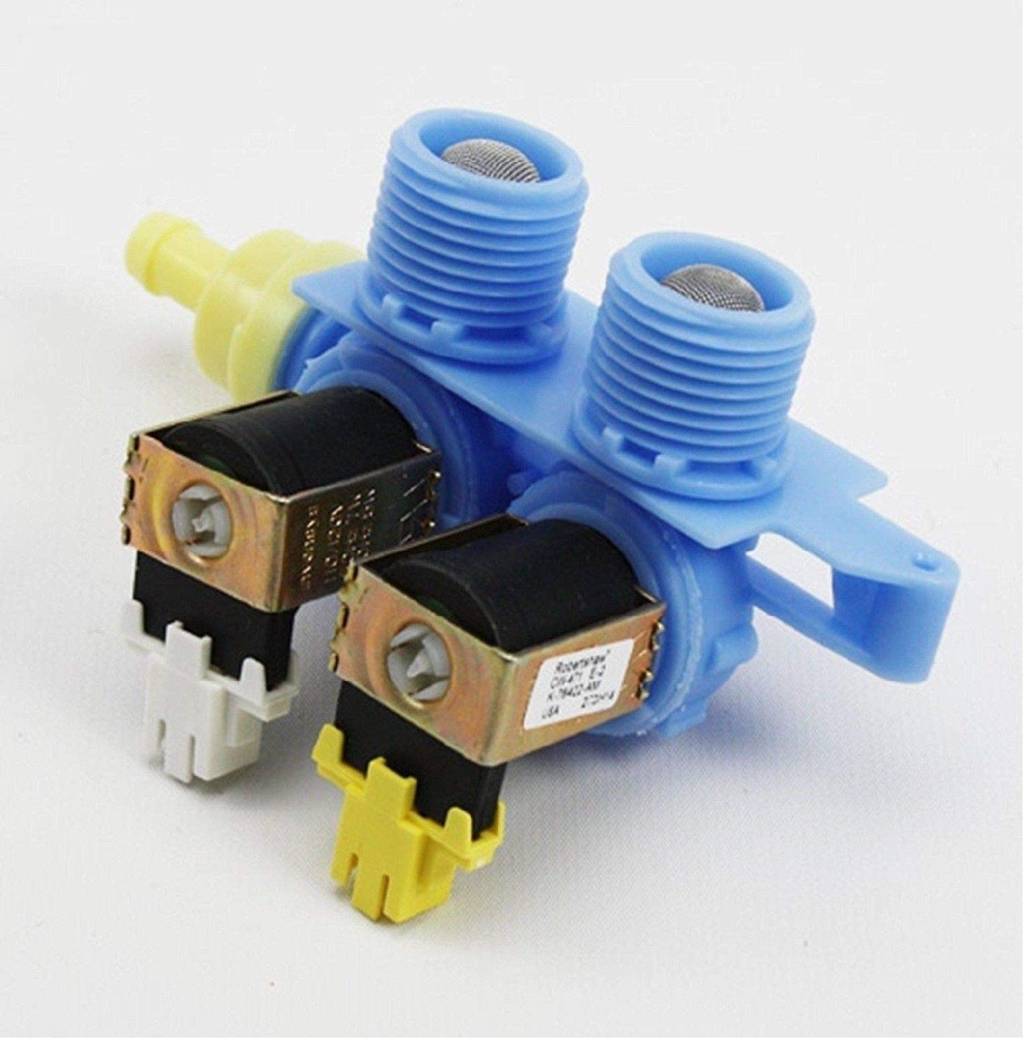 Water Valve WP8182862 AP6011851 PS11745050 for Whirlpool Washing Machine