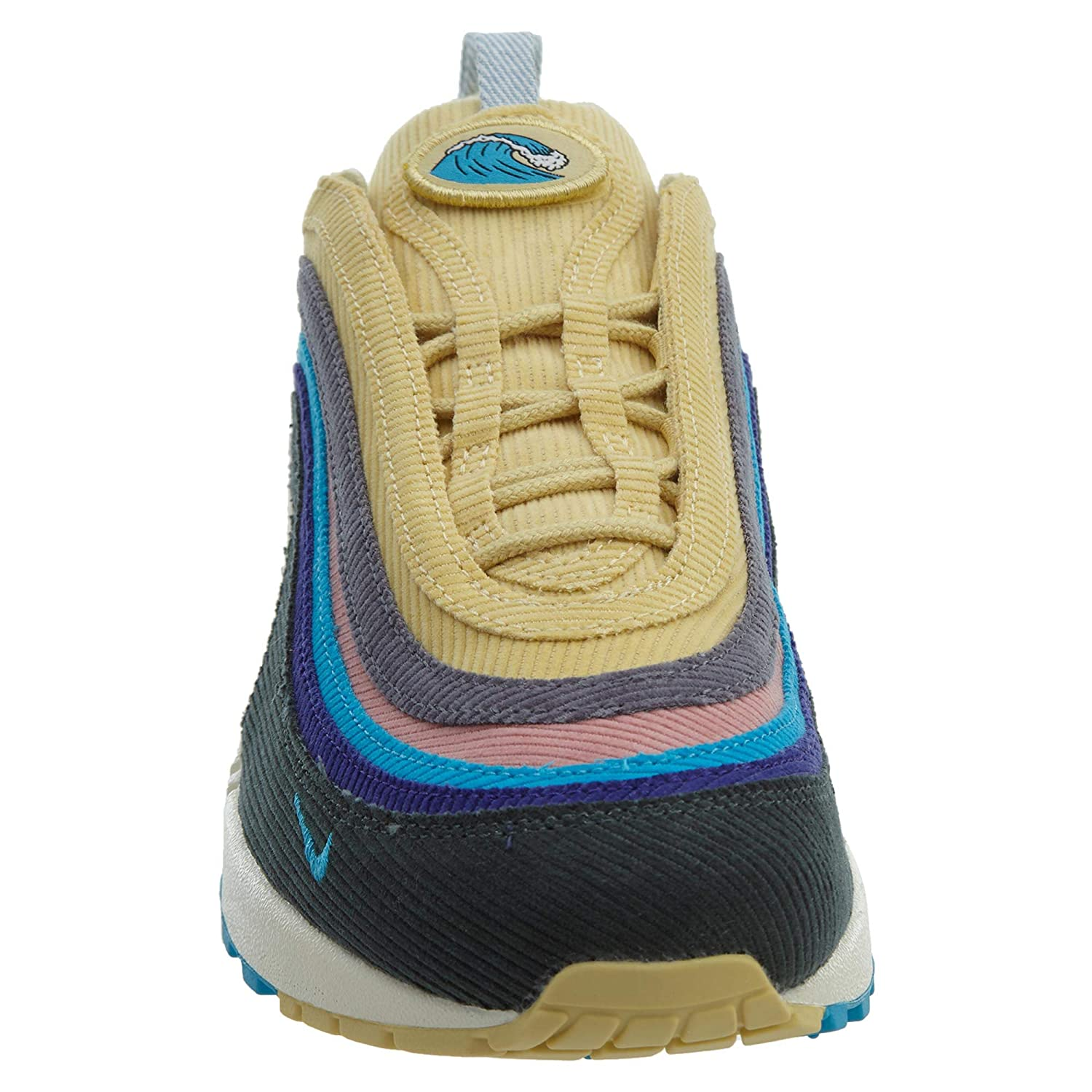 6069bd6f36 Amazon.com | Nike Air Max 1/97 Sean Wotherspoon (Extra Lace Set Only) |  Fashion Sneakers