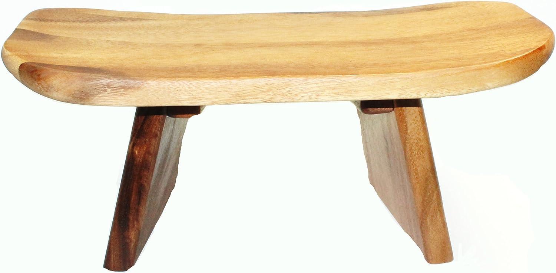 Yoga Meditationsbank ergonomisch geformte budawi/® feststehende Beine