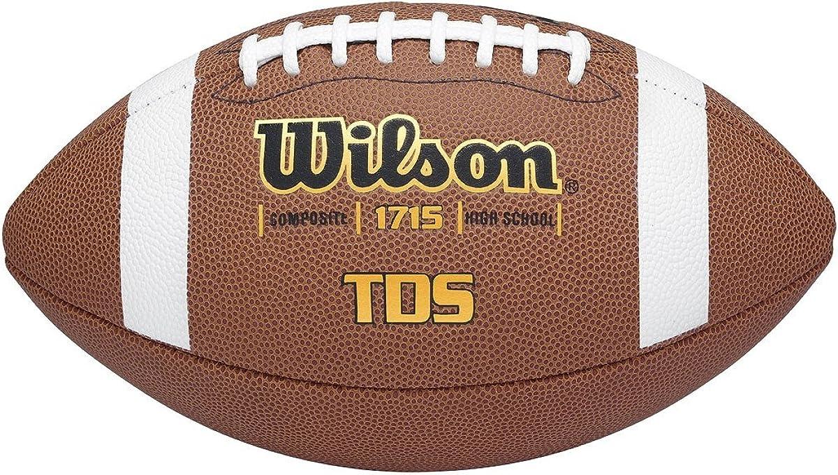 WILSON Football WTF 1715 TDS NFHS