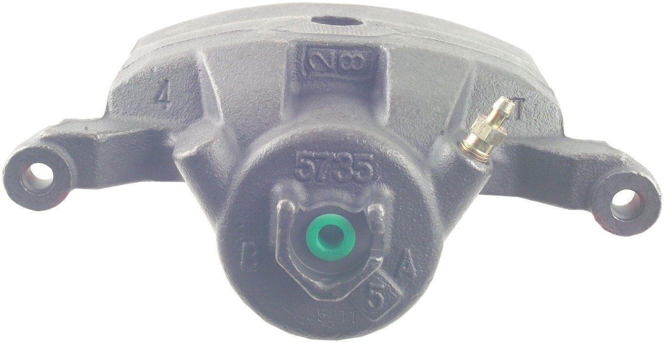 Unloaded Cardone 19-2917 Remanufactured Import Friction Ready Brake Caliper