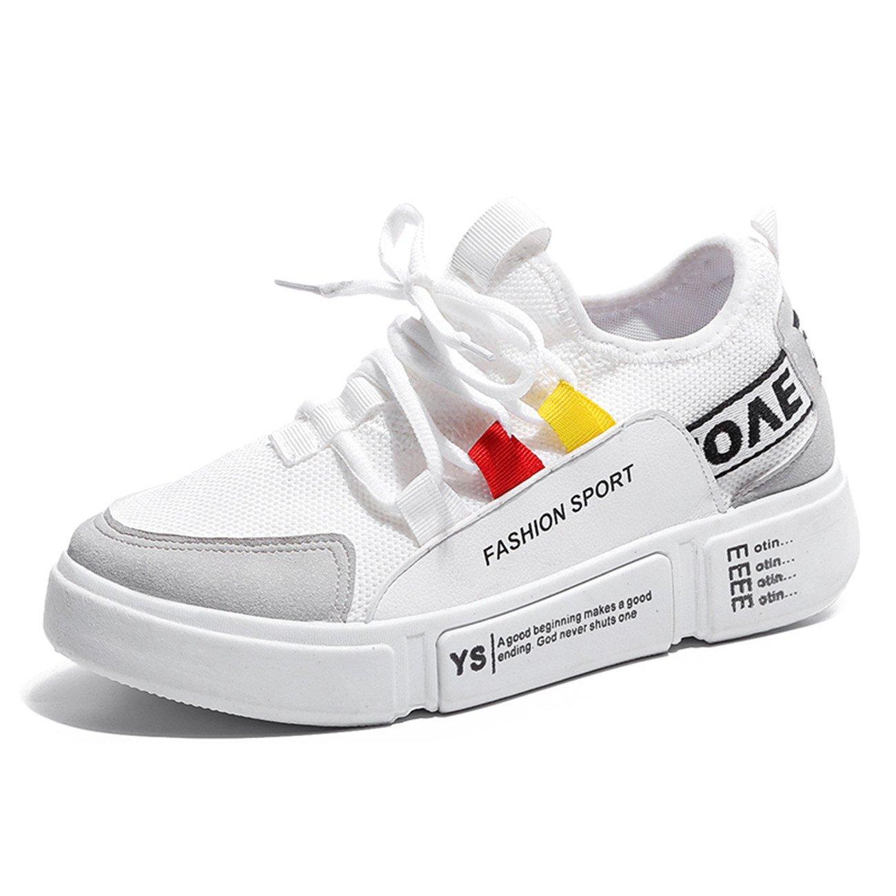 LSGEGO Women's Casual Sneaker Running Shoes Travel Walking Outdoor Fashion Street Tide Shoes