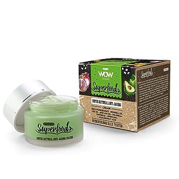 ARDARAZ Crema hidratante facial mujer y hombre Antiarrugas FPS15 con Ácido Hialurónico y vitaminas A, B, C y D, de ingredientes de origen vegetal 100% ...