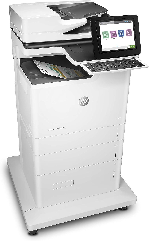 HP Color Laserjet Enterprise MFP M681f with Fax (J8A11A)