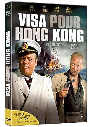 Visa pour Hong Kong - DVD
