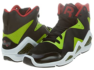 ca90a6f33c9 Image Unavailable. Image not available for. Colour  Reebok Kamikaze Iii Mid  Nc Mens