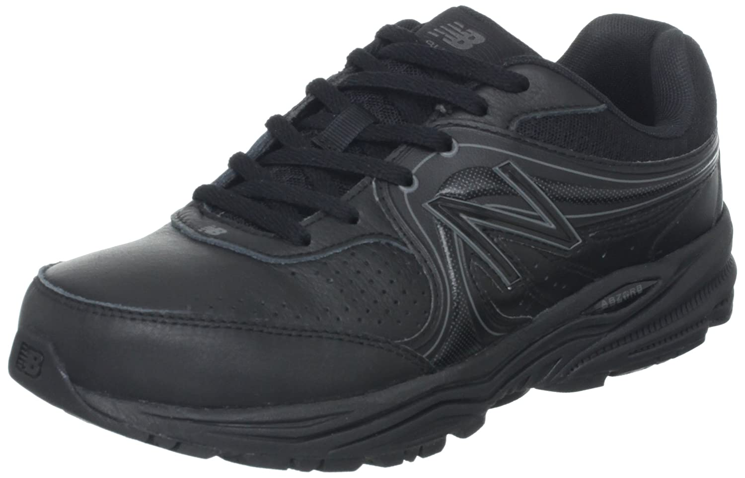a929d74cf6193 Amazon.com | New Balance Women's ww840, Black, 5 D US | Walking