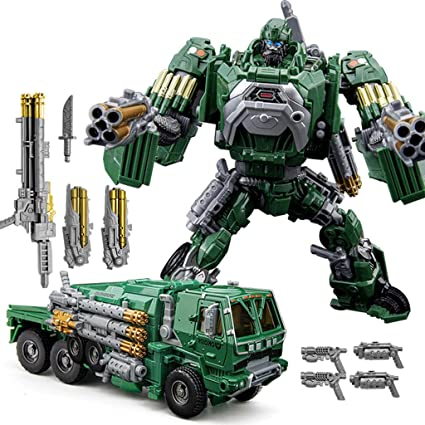 Small Action Figures FULIM 8 Pcs Mini Deformation Car Robots,Transformer Toys Rescue Hero Bots 3.5 inch Transformation Playsets and Vehicles Toys for Kids..