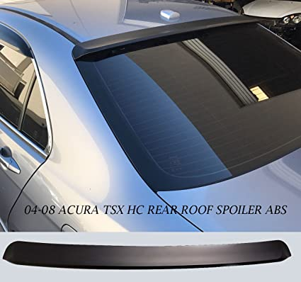 Amazoncom ABS DYNAMICS ACURA TSX EURO R REAR WINDOW ROOF - Acura tsx euro r