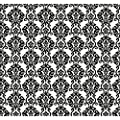 York Wallcoverings ER8173 Waverly Cottage Luminary Wallpaper, Ivory White/Ebony Black