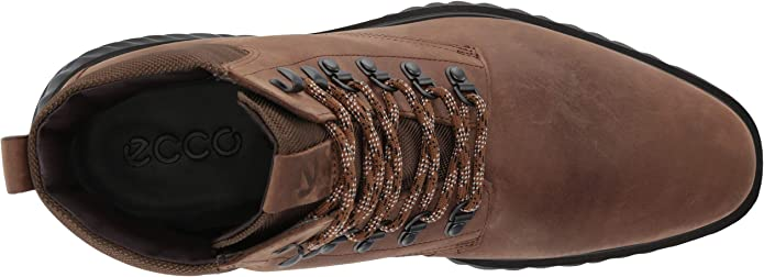 ECCO Mens St.1 Hybrid Lite Gore-tex Boot Ankle Boot