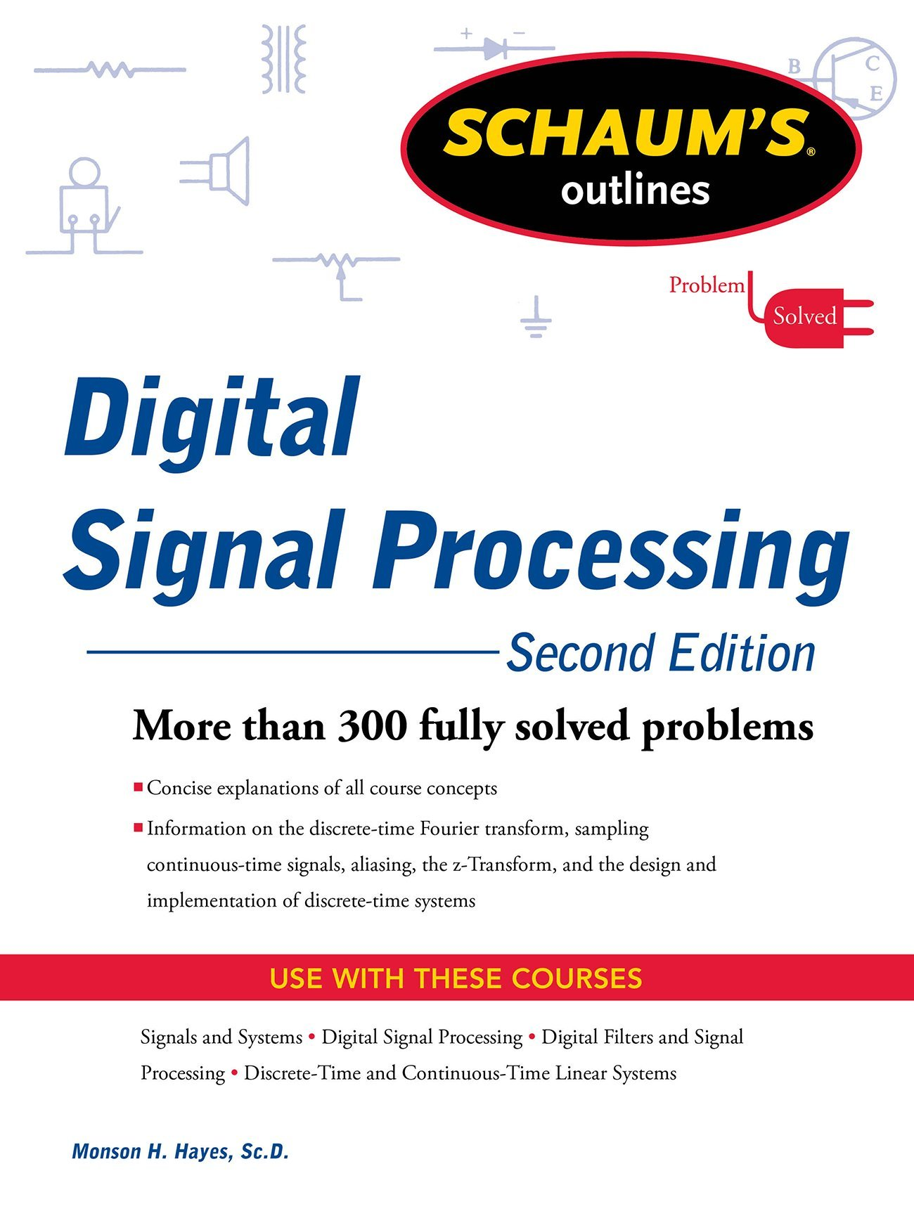Schaums Outline of Digital Signal Processing (Schaum's Outlines)