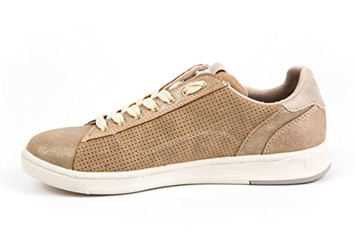 Mustang Original Sample - Zapatillas para mujer, color marrón, talla 37: Amazon.es: Zapatos y complementos