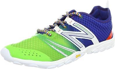 New Balance WT20 Minimus Alpha Trail Tenis para Correr para Mujer, Azul (Azul/Lima), 38.5 EU: Amazon.es: Zapatos y complementos
