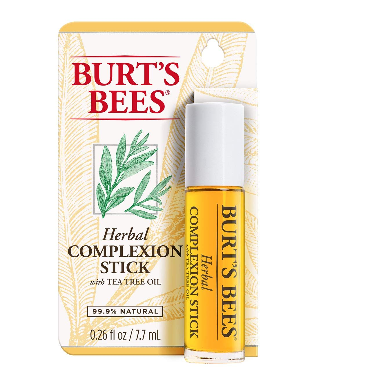 Burt's Bees Herbal Complexion Stick (Pack of 2) by Burt's Bees