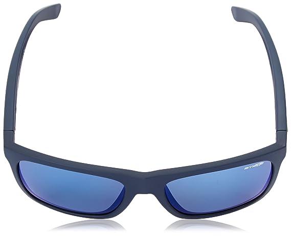 698af9d4b24c6 Arnette Dropout gafas de sol Fuzzy Navy 57 para Hombre  Amazon.es  Ropa y  accesorios