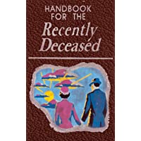 Handbook for the Recently Deceased: Beetlejuice Prop Journal Notebook (6x9, Easy to Carry) - Inspired by The Popular…