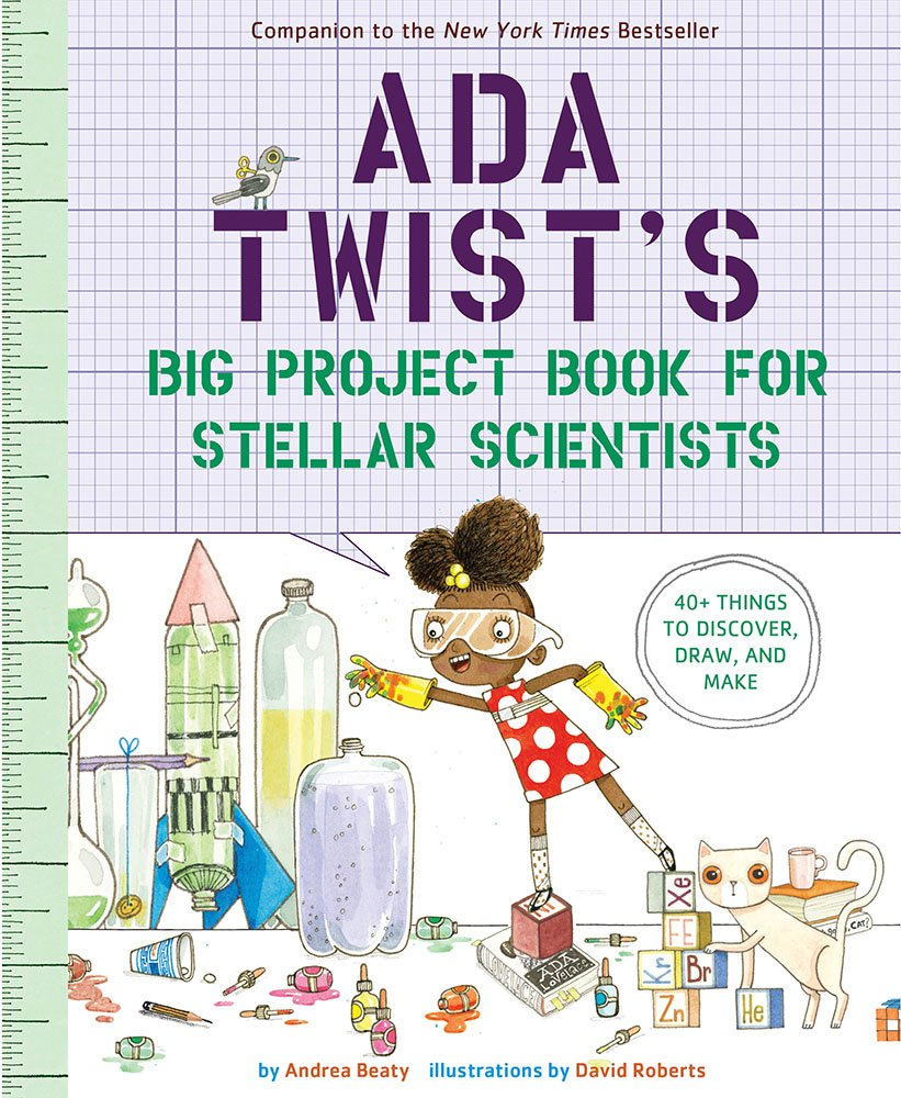 Twists Project Book Stellar Scientists product image