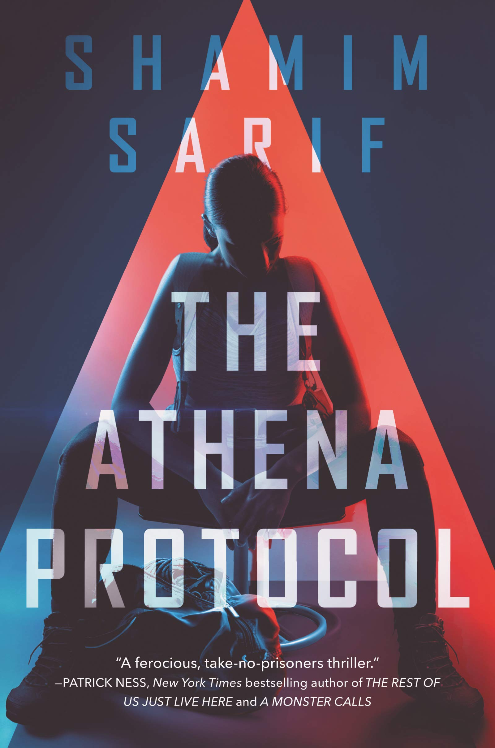 Amazon.com: The Athena Protocol (9780062849601): Sarif, Shamim: Books