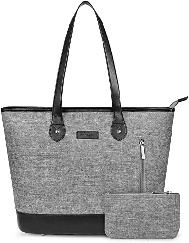 UtoteBag Women 15.6 Inch Laptop Tote Bag