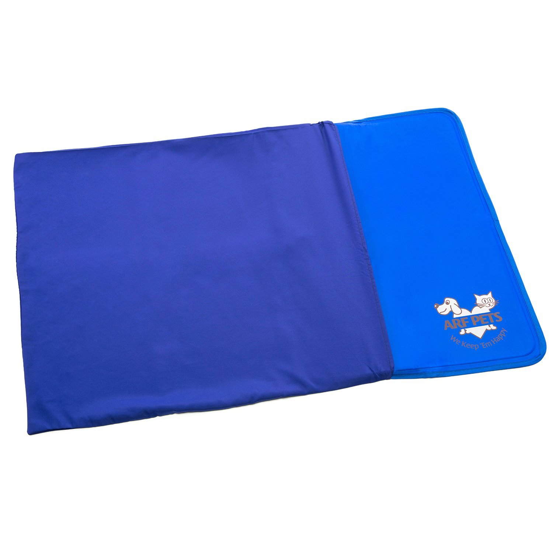 Amazon Com Pet Dog Self Cooling Mat Pad For Kennels
