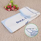 Baby Crib Mattress Pad Infant Waterproof Cotton