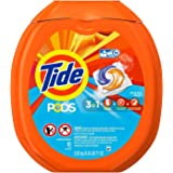 Tide PODS Ocean Mist HE Turbo Laundry Detergent Pacs aBJCUOo, 81-load Tub 2 Pack
