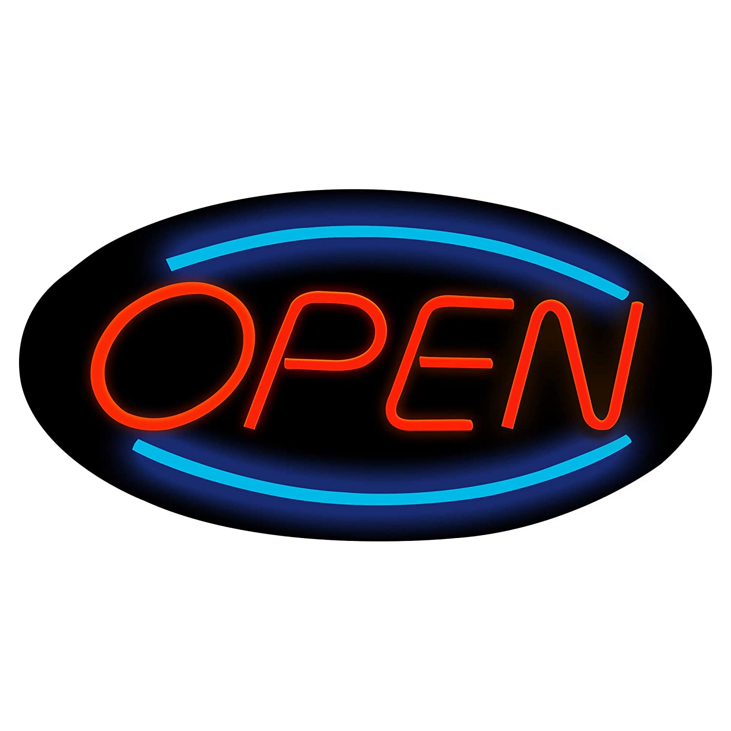 Royal Sovereign LED Business Open Sign Flashing Billboard Store Window Display Energy Efficient Bright Electronic Advertising Board RSB-1330E