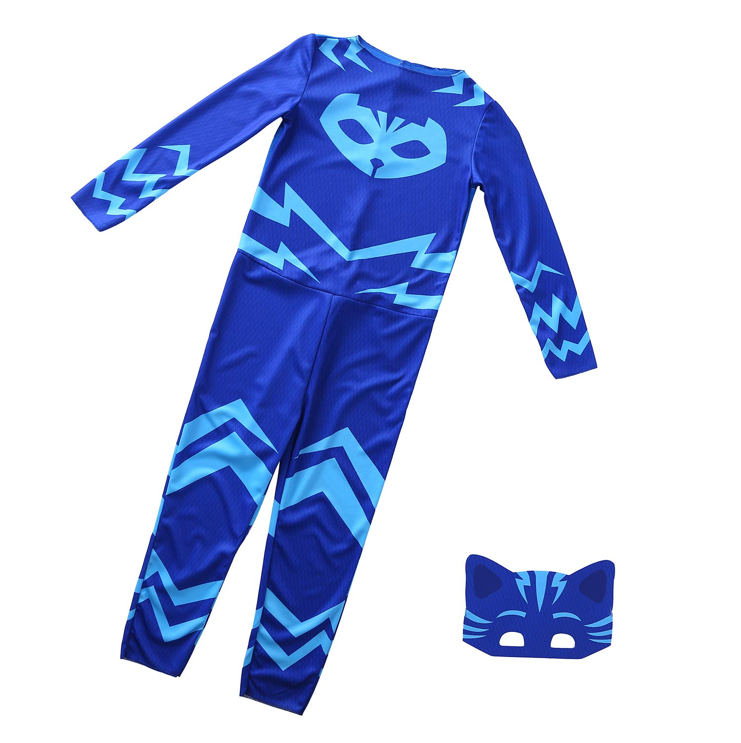 The Mass Catboy Classic Costumes and Dress up for Kids (Aged 4-6X)