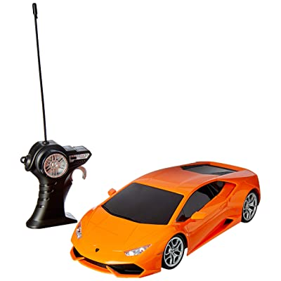 Maisto R/C 1:14 Scale Lamborghini Huracan Radio Control Vehicle (Colors May Vary): Toys & Games