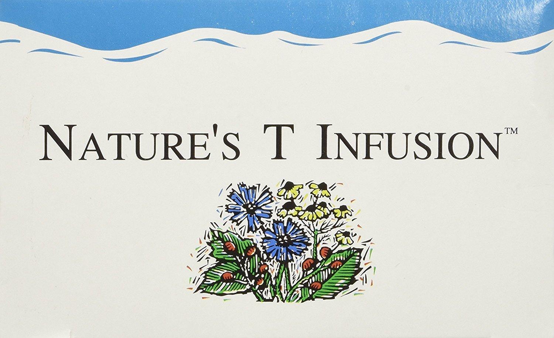 Natural Tea Infusion Unicity 2.1 oz (1 caja de 30 bolsas de ...
