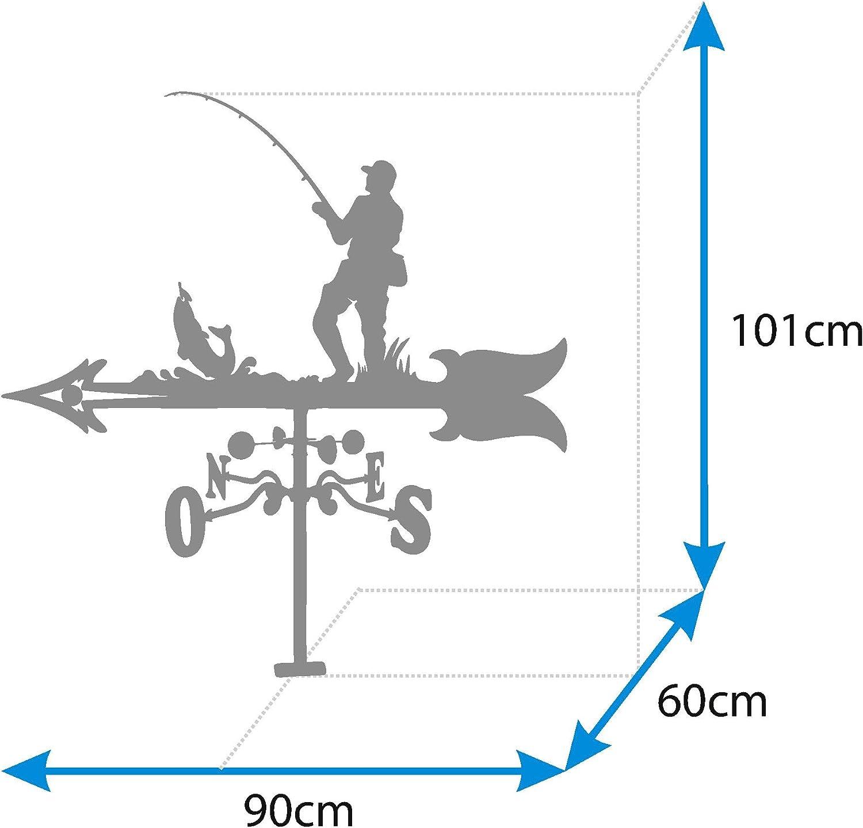 Imex der Fuchs 11041/Veleta Dach Fischer 900/mm