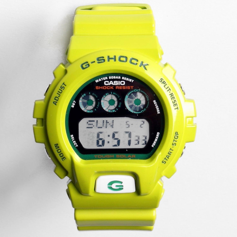 G Shock Green Casio Gshock Original Gd 100ms 3er Limited Colorway Amazoncom G6900gr 3 Edition Go Watch