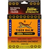 Tiger Balm Pain Relieving Ointment, Sports Ultra, 50g – Professional Size – Sports Rub Ultra Strength – Knee Inflammation Rel