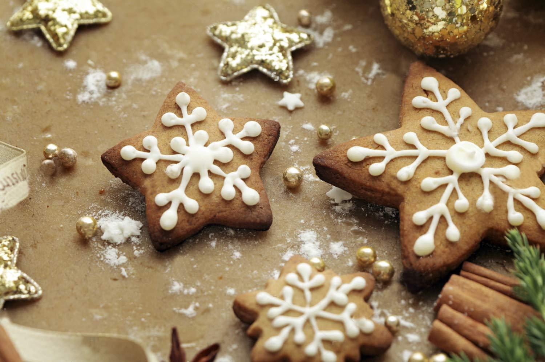 Cookie Fondant Iindes 5 Piezas Moldes de Galletas Cortador Estrella Acero inoxidable para Pastel