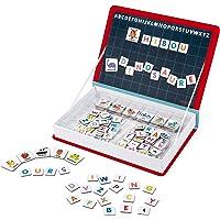 Janod - J02711 - Magneti'Book Alphabet - Francais