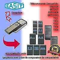 CASIT TXS1, TXS2, TXS3, TXS4, txs6compatible émetteur manuel