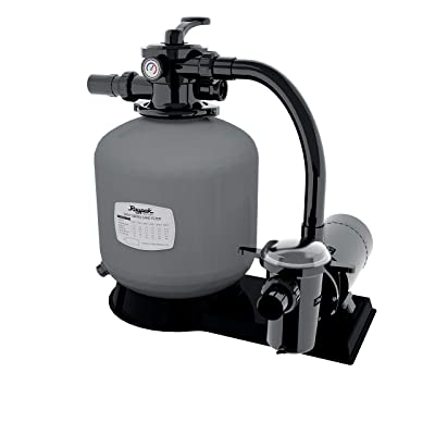 Raypak Protege SF 18 inch Filter System with 1 HP Pump for Above Ground Pool : Garden & Outdoor