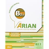 Arian B2.1 Ikaslearen liburua (+erantzunak + transkripzioak) + CD